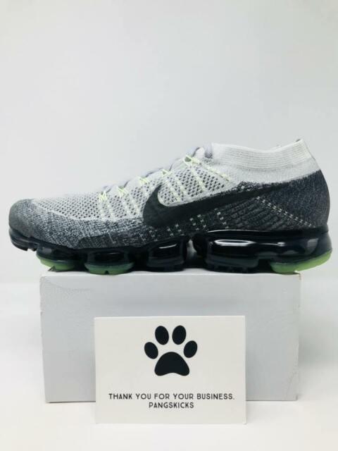 658f2e8cd07 Nike Air Vapormax Flyknit SE Mens Size 10 Aq0581 001 RARE OG CDG for ...