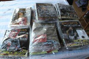 Games-Workshop-Lord-of-the-Rings-Battle-Magazine-New-Sealed-Deagostini-LoTR-BNIB
