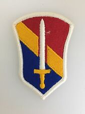 America GENUINE U.S. Army Vietnam War 1st Field Force Vietnam cloth sleeve patch