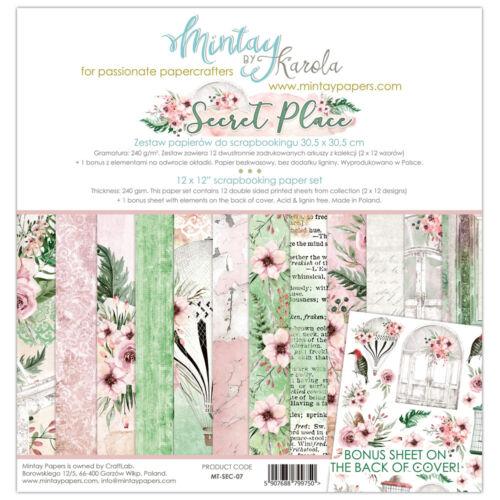 Mintay 12x12 Paper Pad