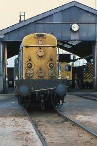 British Rail Class 20 20009 Frodingham 12th July 1981 Rail Photo - Mansfield, United Kingdom - British Rail Class 20 20009 Frodingham 12th July 1981 Rail Photo - Mansfield, United Kingdom