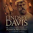 Poseidon's Gold by Lindsey Davis (CD-Audio, 2015)