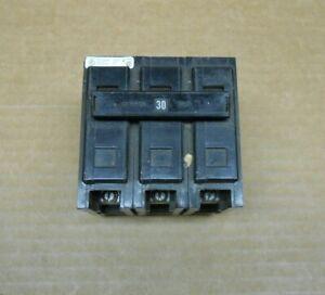 EATON CUTLER HAMMER BAB3030H 30A 3P  CIRCUIT BREAKER TYPE BA NEW NO BOX