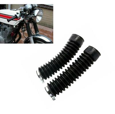 2X 15 Knots Front Fork Cover Shock Protective Sleeve For YAMAHA Tricker XG 250