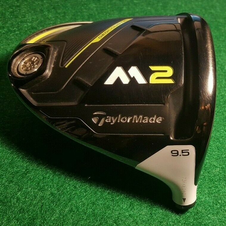 TAYLORMADE M2 TOUR ISUE 9.5 Pour des hommes RIGHT-HANDED DRIVER HEAD ONLY, VERY GOOD