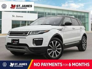 2017 Land Rover Range Rover Evoque HSE, CLEAN CARFAX, PANORAMIC SUNROOF, BACKUP CAMERA