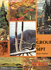 GROUPE DES SEPT PETER MELLEN  BROQUET 1980 VARLEY HARRIS JACKSON LISMER