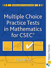 Multiple Choice Practice Tests in Mathematics for CXC by Fayad W. Ali (Paperback, 2000)