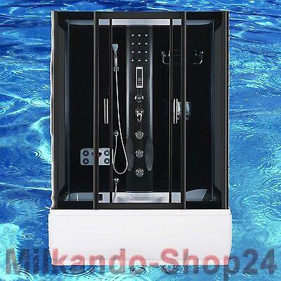 Dusche Duschkabine Duschtempel Duschabtrennung Fertigdusche Komplett Badewanne