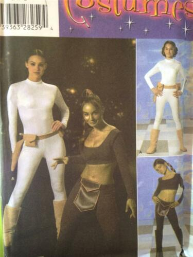 Simplicity Sewing Pattern 4433 Misses Girls Star Wars Padme Costume ...