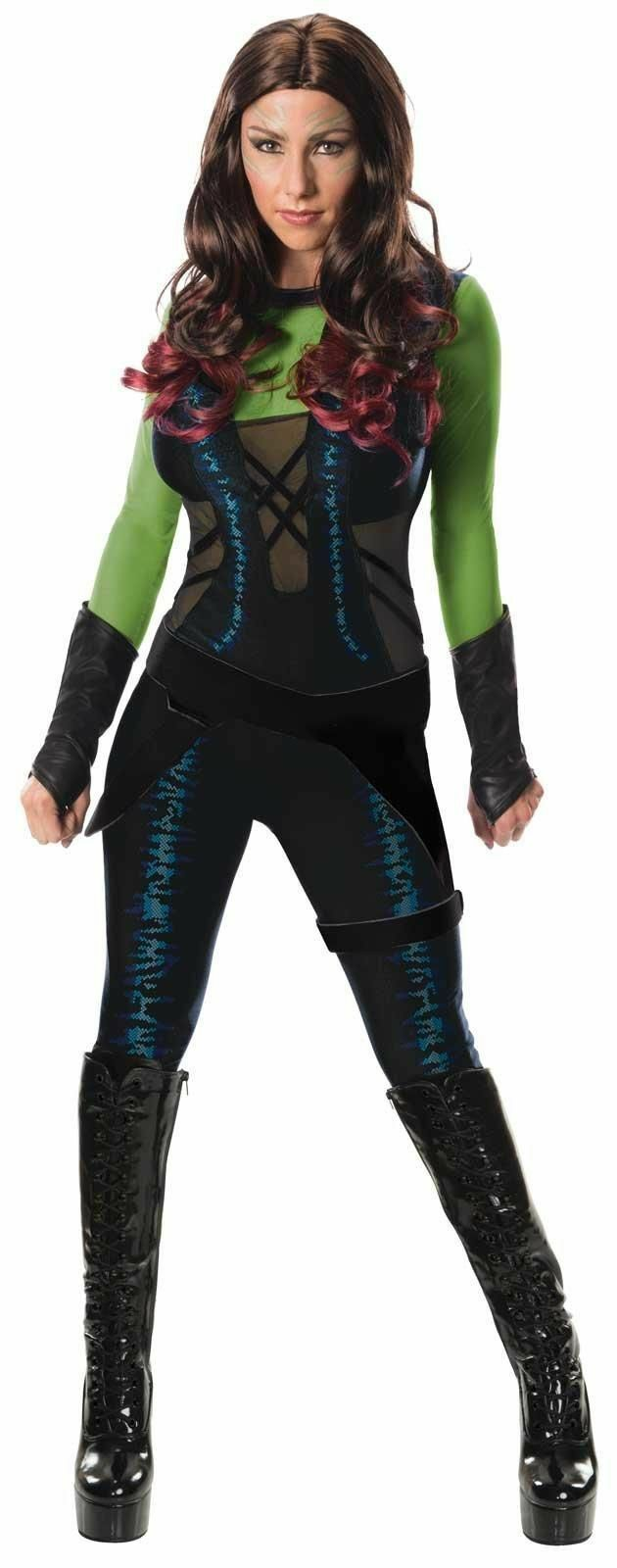 Guardians of the Galaxy - Gamora Female Costume Marvel Comics