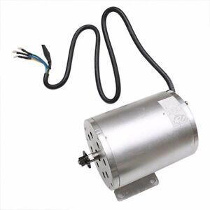 1800w 48v Dc Brushless Electric Motor Atv Go Kart Scooter