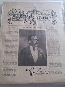 Vintage-Mahatma-H-C-Weber-Issue-1901-Vol-IV-No-XII