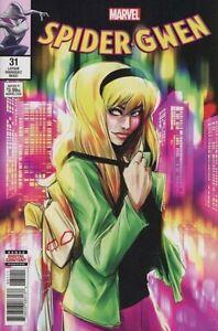 Spider-Gwen-Vol-2-Radioactive-31-Near-Mint-NM-Marvel-Comics-MODERN-AGE