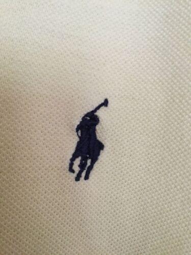 marine pour homme bleu Polo Lauren Ralph 100 logo coton SwS8x