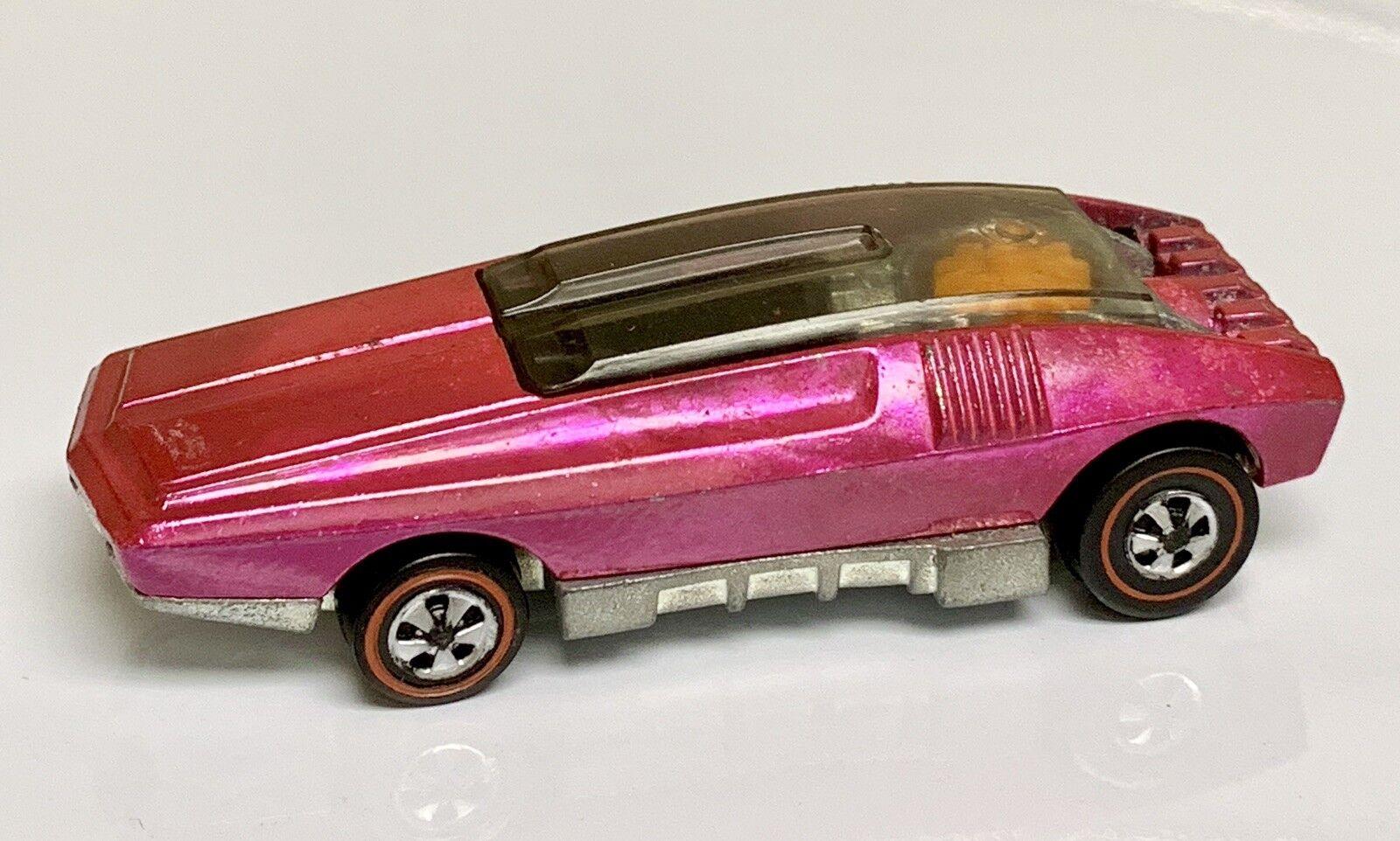 Hot wheels rougeline Hot rose USA WHIP CREAMER complet EXCELLENT ORIGINAL