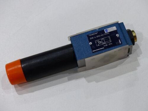 /< Rexroth ZDR 6 DP2-43//75YM Druckreduzierungsventil /> ungebraucht