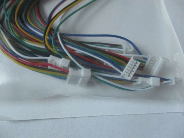 Nce 6-pin Wire Harness Set 4-pack 5240311 | eBay