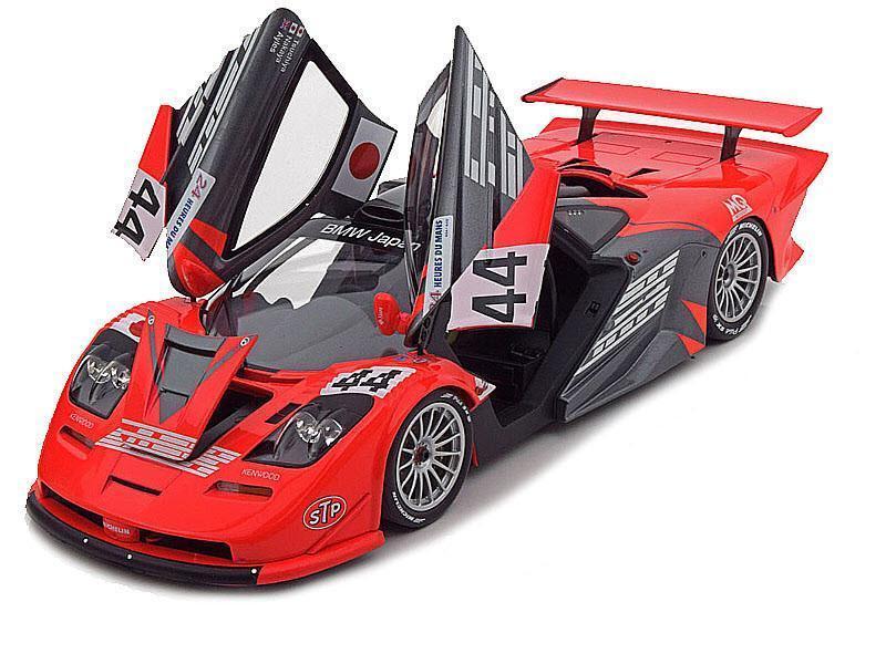 1 18 McLaren F1 GTR n°44 Le Mans 1997 1 18 • MINICHAMPS 530133744