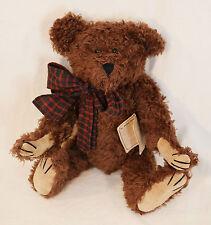 Collectible Boyds Mohair Bear Jackson R. Bearington 1998 Limited Ed #590021-05