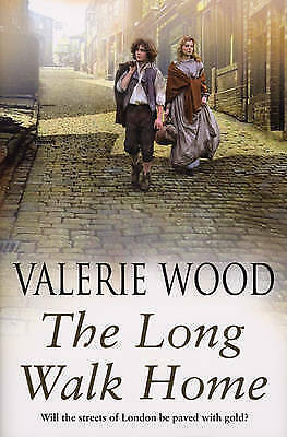 """""""AS NEW"""" The Long Walk Home, Wood, Valerie, Book"""
