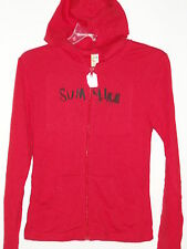 NEW - SUM 41 BAND / CONCERT / MUSIC ZIP UP HOODIE GIRLS EXTRA LARGE