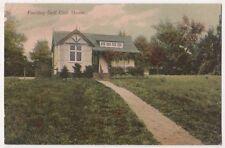 Finchley Golf Club House 1908 London Postcard, B740