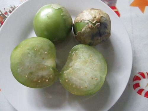 Organically Grown VERDE Tomatillo 150 Semi
