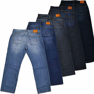 cffb31e66e0 Details about Lucky Brand Jeans 363 Vintage Straight Mens Pants Blue Jeans  30 32 34 36 38 New