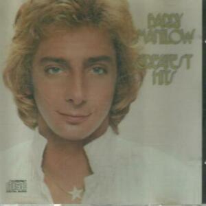 二手 CD冇花 早期日本版 BARRY MANILOW GREATEST HITS MANDY EVEN NOW THIS ONE'S FOR YOU