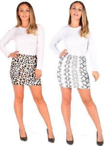New Womens Ladies Snake Print Full Length Legging Fashion New UK Sizes 8-22