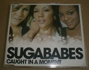 Caught-In-A-Moment-Sugababes-2004-UK-Import-House-Fuck-CD-Single-FAST-SHIPPING