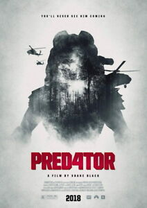 Download The Predator Full Movie 2018 Torrent Download In Hindi