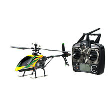 WLtoys V912 4CH 2.4GHz Single Blade Alloy Remote Control RC Helicopter Gyro RTF