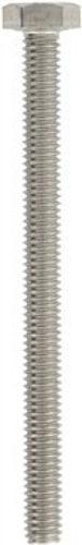 Din 933 pernos hexagonales llena de rosca m24 acero inoxidable a2 a4 longitudes distintas