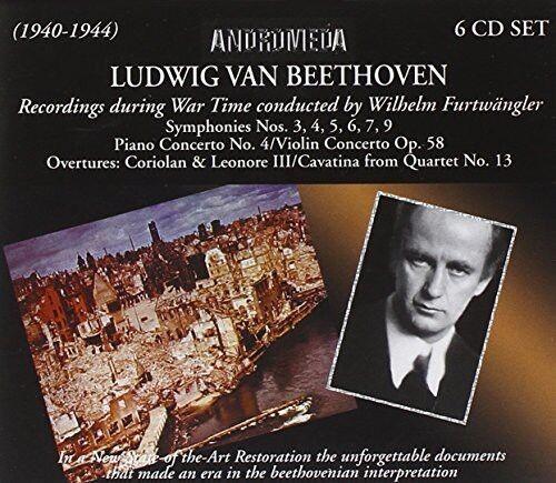 Wilhelm Furtwängler - War Time Recordings [New CD] Boxed Set
