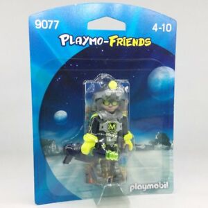 Playmobil-9077-Soldat-futuriste-blister-friend