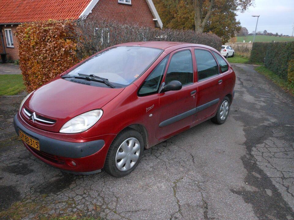 Citroën Xsara Picasso, Diesel, 2002