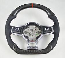 ★ CARBON LEDER-LENKRAD CARBON-LENKRAD STEERING WHEEL ★ VW GOLF VII 7 GTI ★