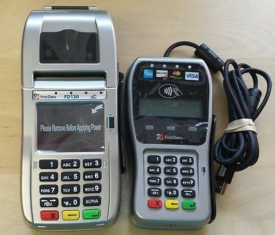 *Brand New* First Data FD130 EMV and FD-35 PIN Pad: Just $358 + free shipping