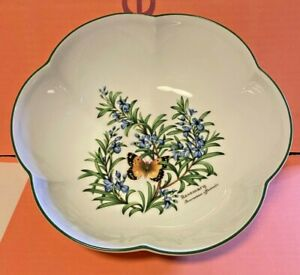 Royal-Worcester-Porcelain-Bowl-Herbs-Rosemary-Sage-Bay-Wild-Thyme-Vintage