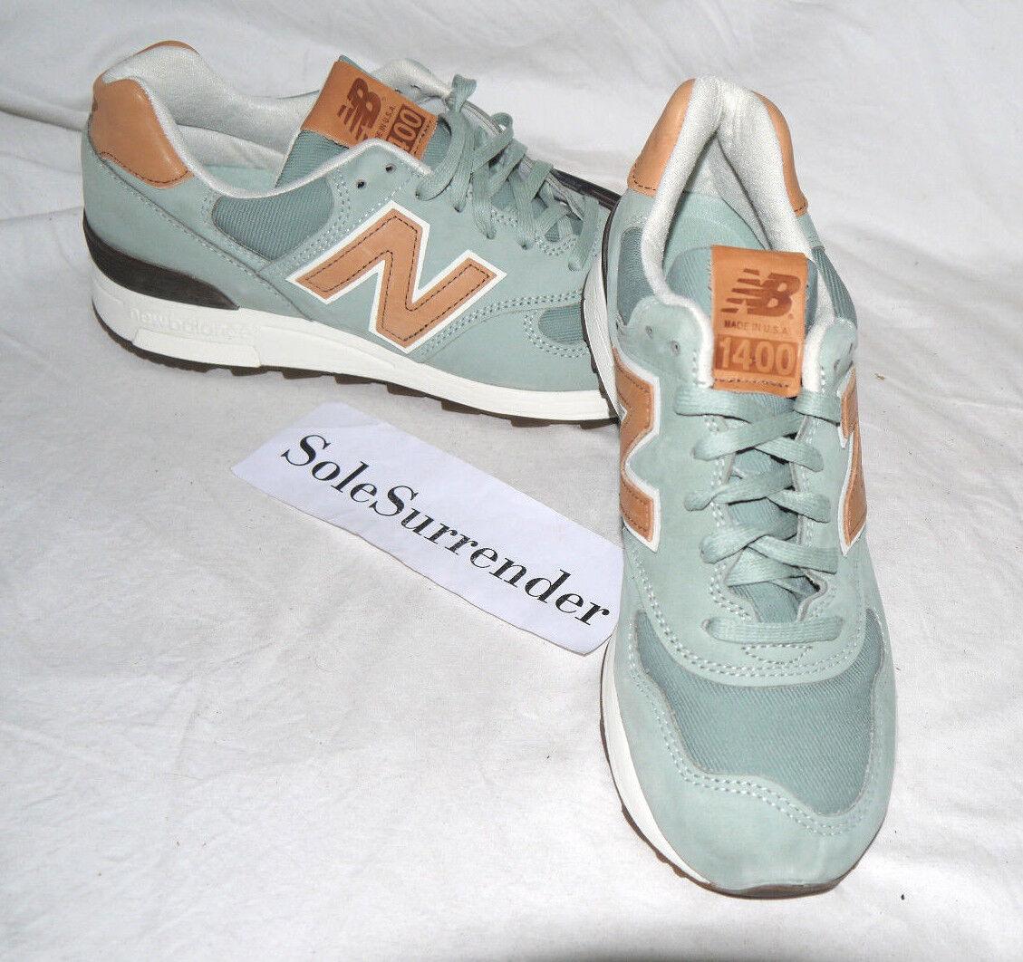 New 1400 Balance 1400 New Distinct Weekender - CHOOSE SIZE - M1400DJ Hamptons Jade Coral 834dd3