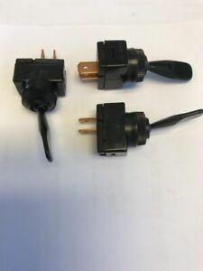 Vintage-Interrupteur-deux-position-20AMP-12-V-NEUF-1PC-Made-in-England