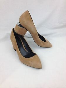 3926534cb35c Image is loading Alexander-Wang-Simona-cutout-pumps-sz-37