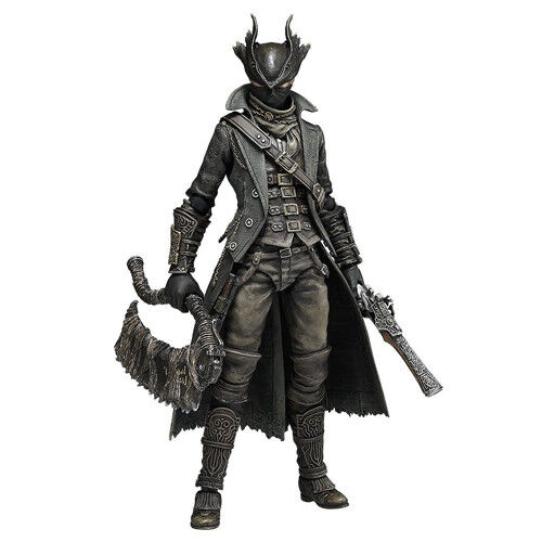 BLOODBORNE - Hunter Figma Action-Figur   367 Max Factory