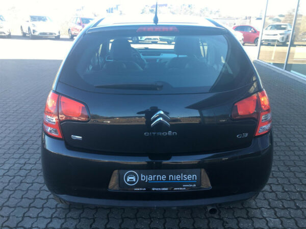 Citroën C3 1,4 e-HDi 70 Seduction E5G - billede 4