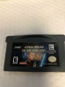 Star-Wars-The-New-Droid-Army-Game-Boy-Advance-Cartridge-Only-See-Pictures
