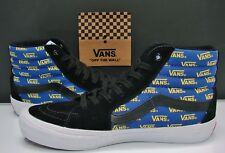 VANS Sk8 Hi Pro Black Cyber Yellow Vn9a347tml8 Athletic Skate Men's