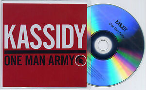 KASSIDY One Man Army 2012 UK 11trk numbered promo test CD - WE SHIP WORLDWIDE, United Kingdom - Returns accepted Most purchases from business sellers are protected by the Consumer Contract Regulations 2013 which give you the right to cancel the purchase within 14 days after the day you receive the item. Find out m - WE SHIP WORLDWIDE, United Kingdom