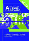 Transforming Texts by Shaun O'Toole (Paperback, 2003)